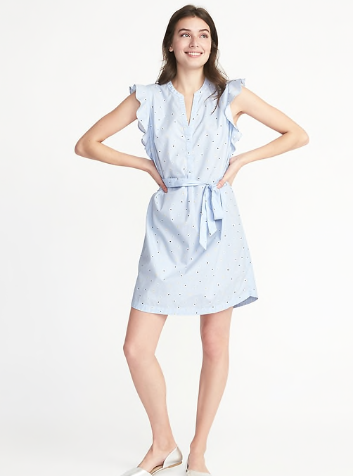 a7a4ede048 No surprise, I love this one just as much! Definitely would be darling with  wedges for a brunch date as the weather warms up!