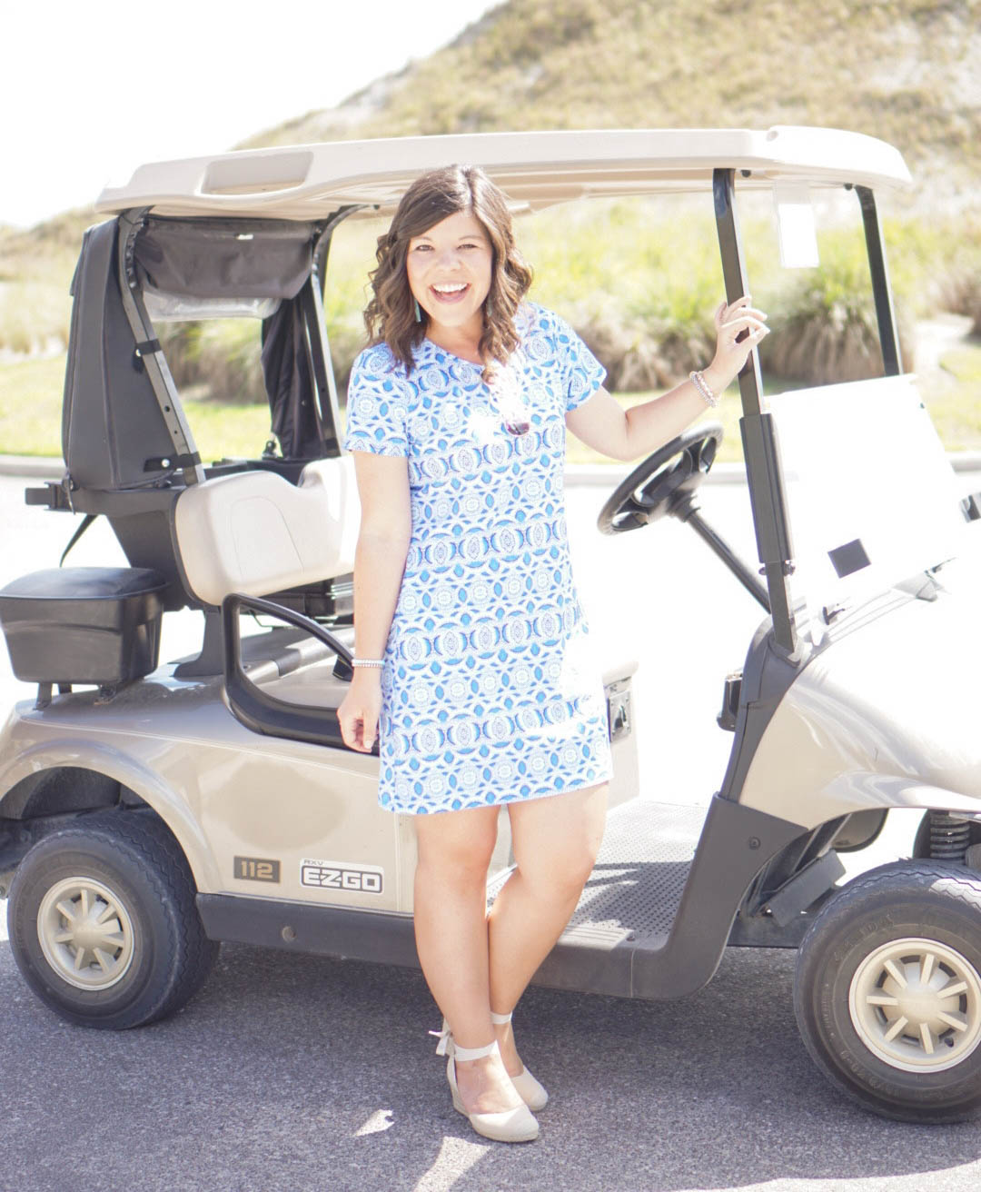 The Easiest Tee Shirt Dress