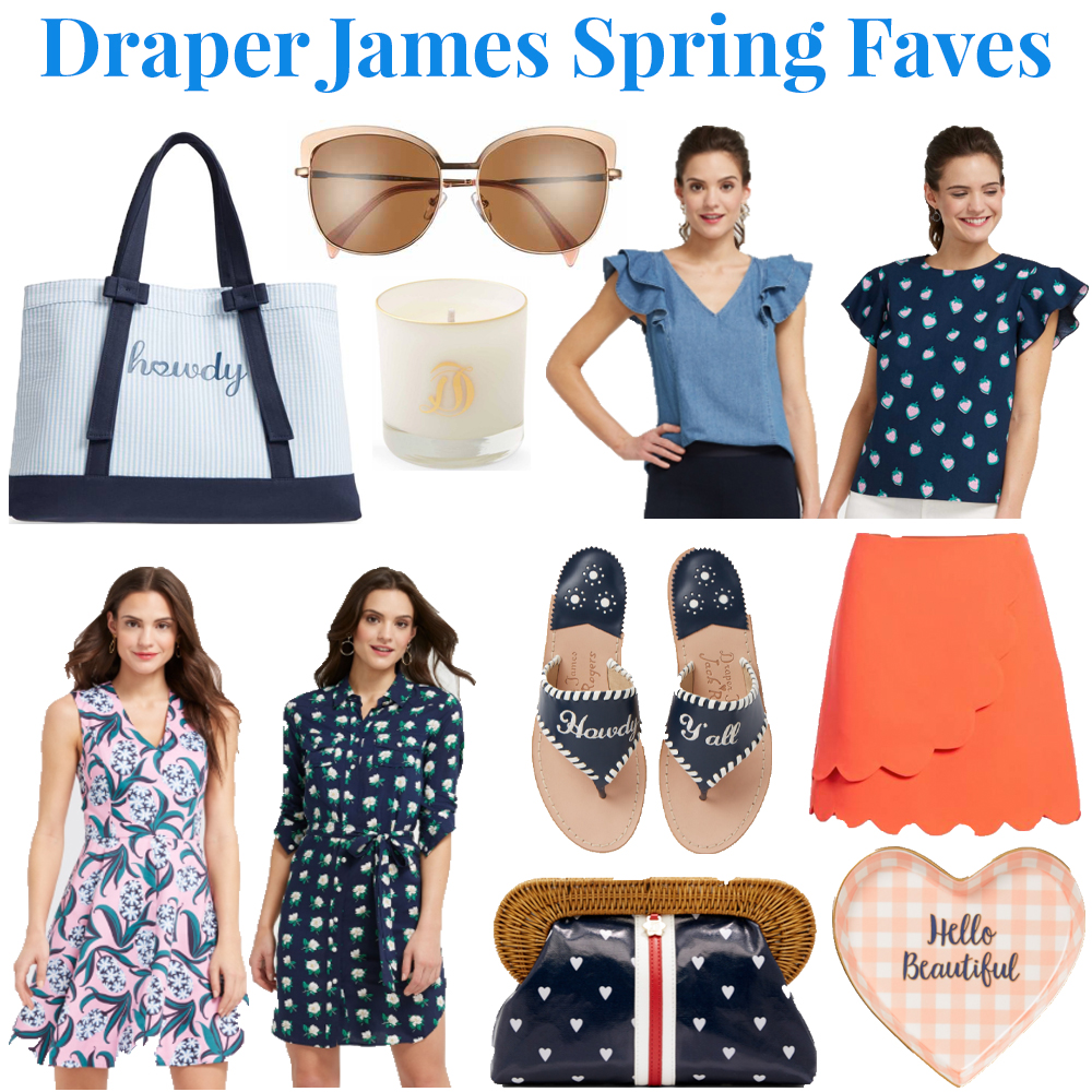 Draper James Spring Favorites