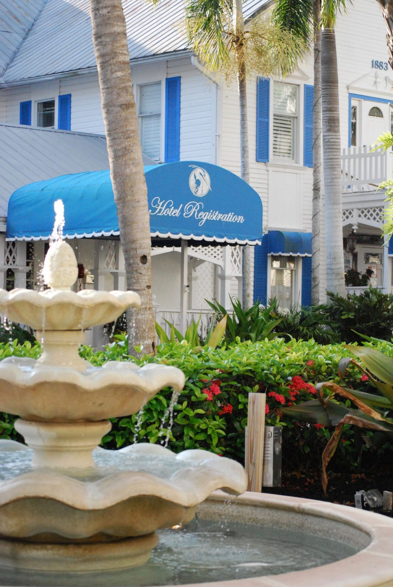 Travel With Me: Olde Marco Island Inn & Suites