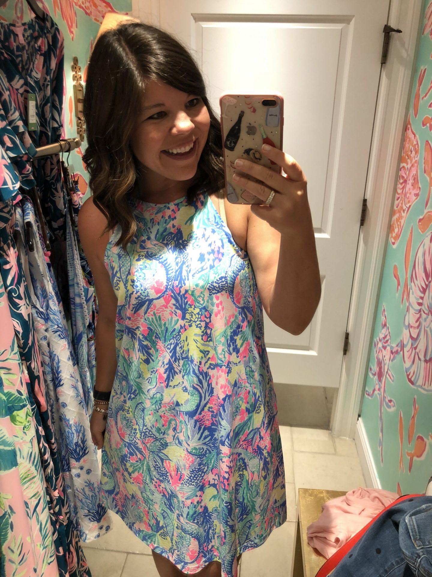 Dressing Room Diaries: Lilly Pulitzer, Loft, J. Crew and Amazon!