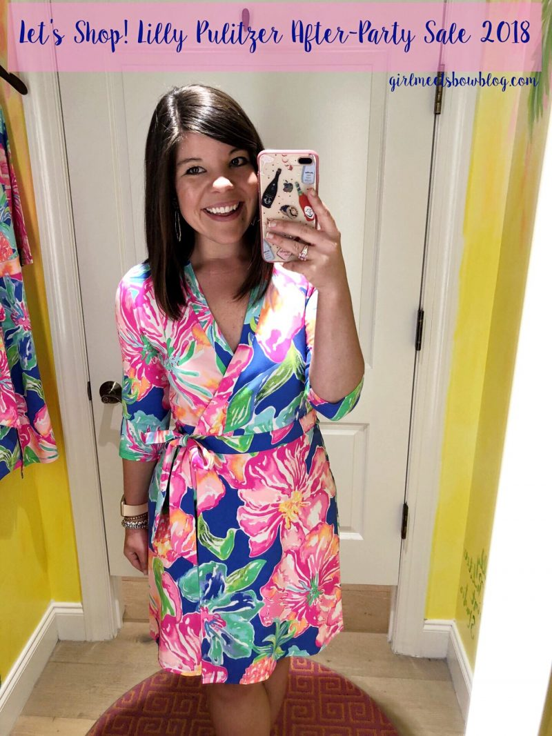 Let's Shop! Lilly Pulitzer After Party Sale