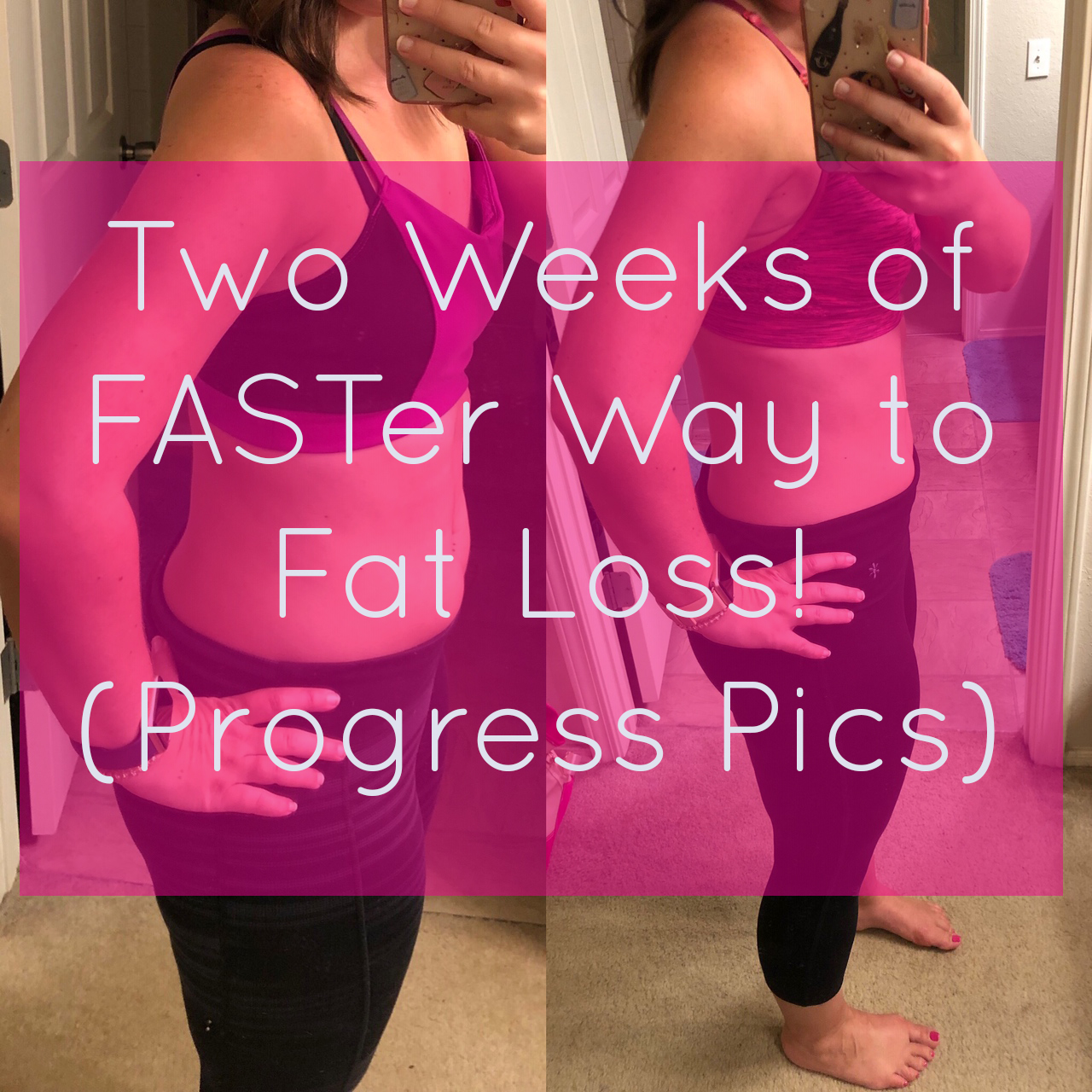 FASTer Way to Fat Loss Week 1-2