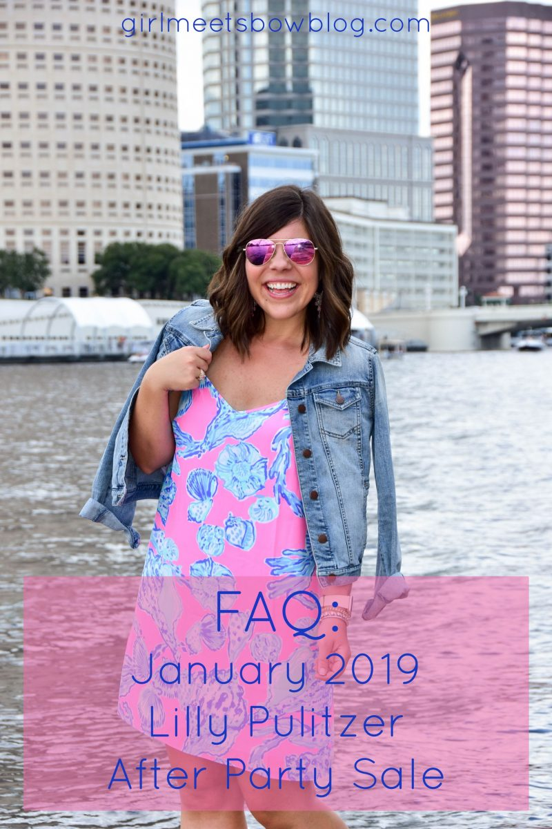 FAQ: Lilly Pulitzer After Party Sale