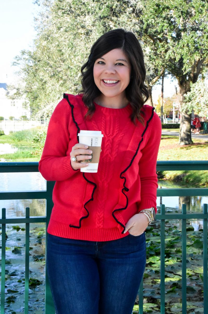 Trend Spin Link Up: Sweater Weather