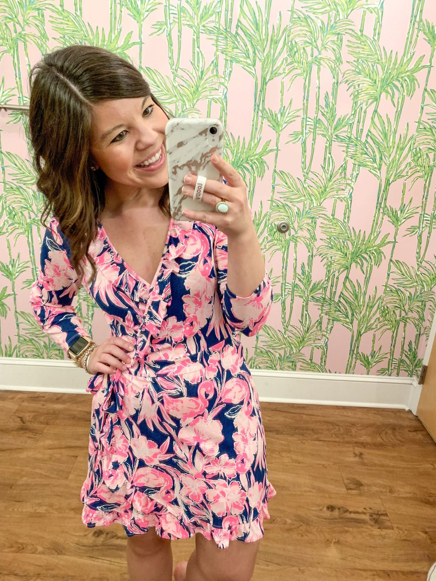 Lilly Pulitzer Valentine's Day Try On Haul
