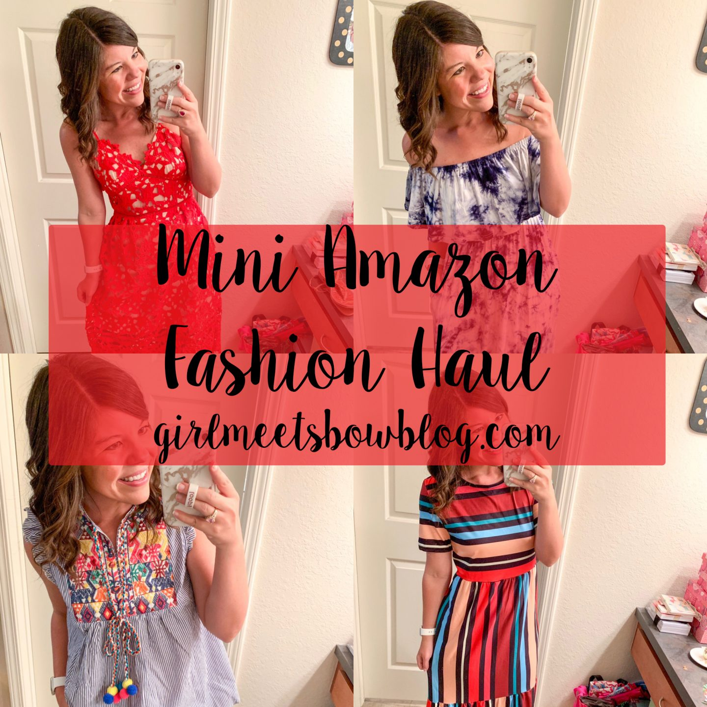 Mini Amazon Fashion Haul!