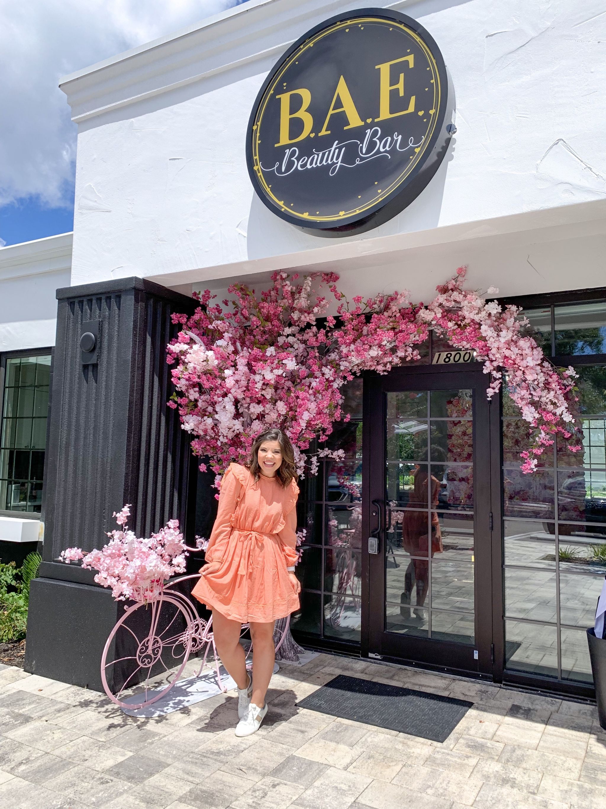 A Girly Afternoon at B.A.E. Beauty Bar