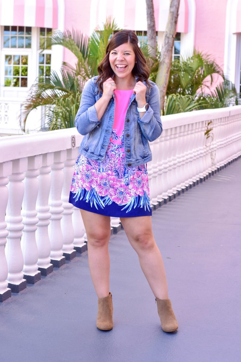 How to Transition Your Lilly Pulitzer to Fall