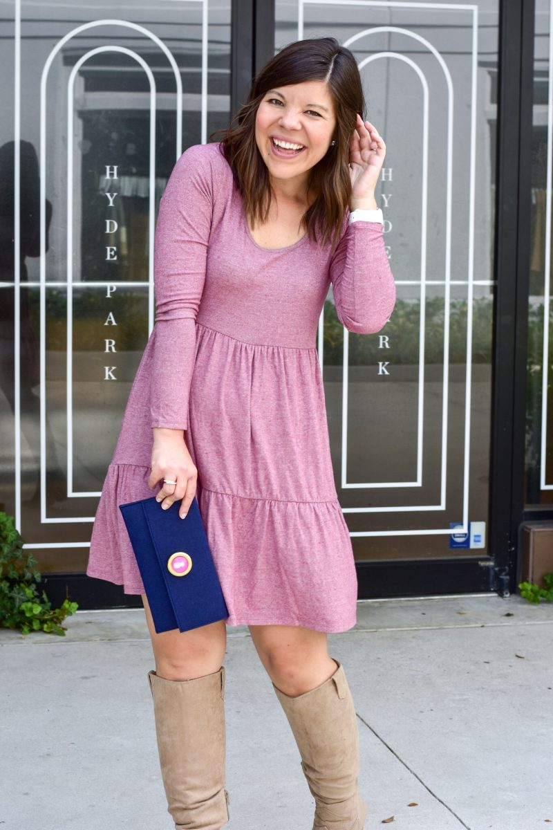 Must-Have Fall Dress (Under $20!)