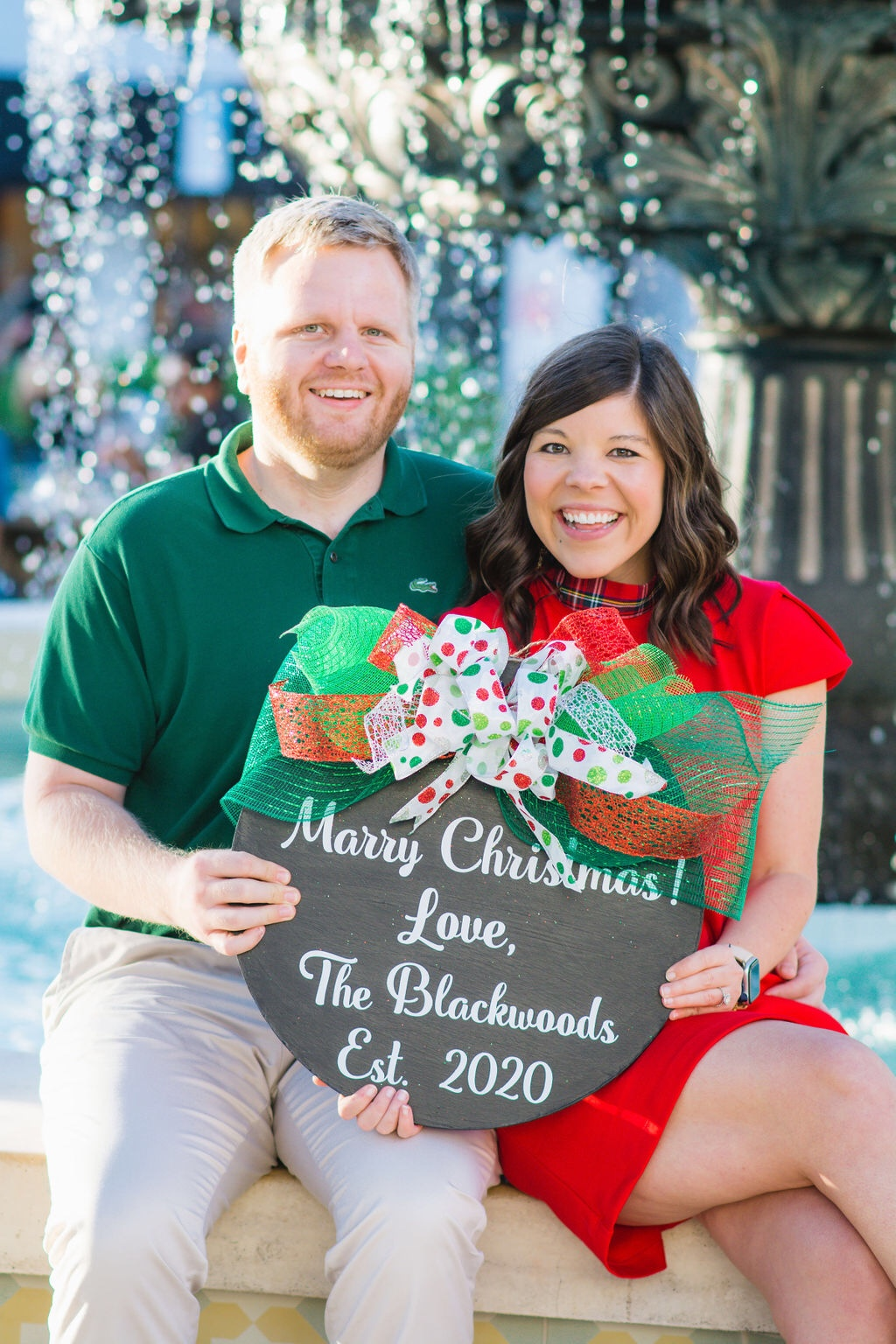 Merry Christmas! (+ Our Holiday Engagement Photos)