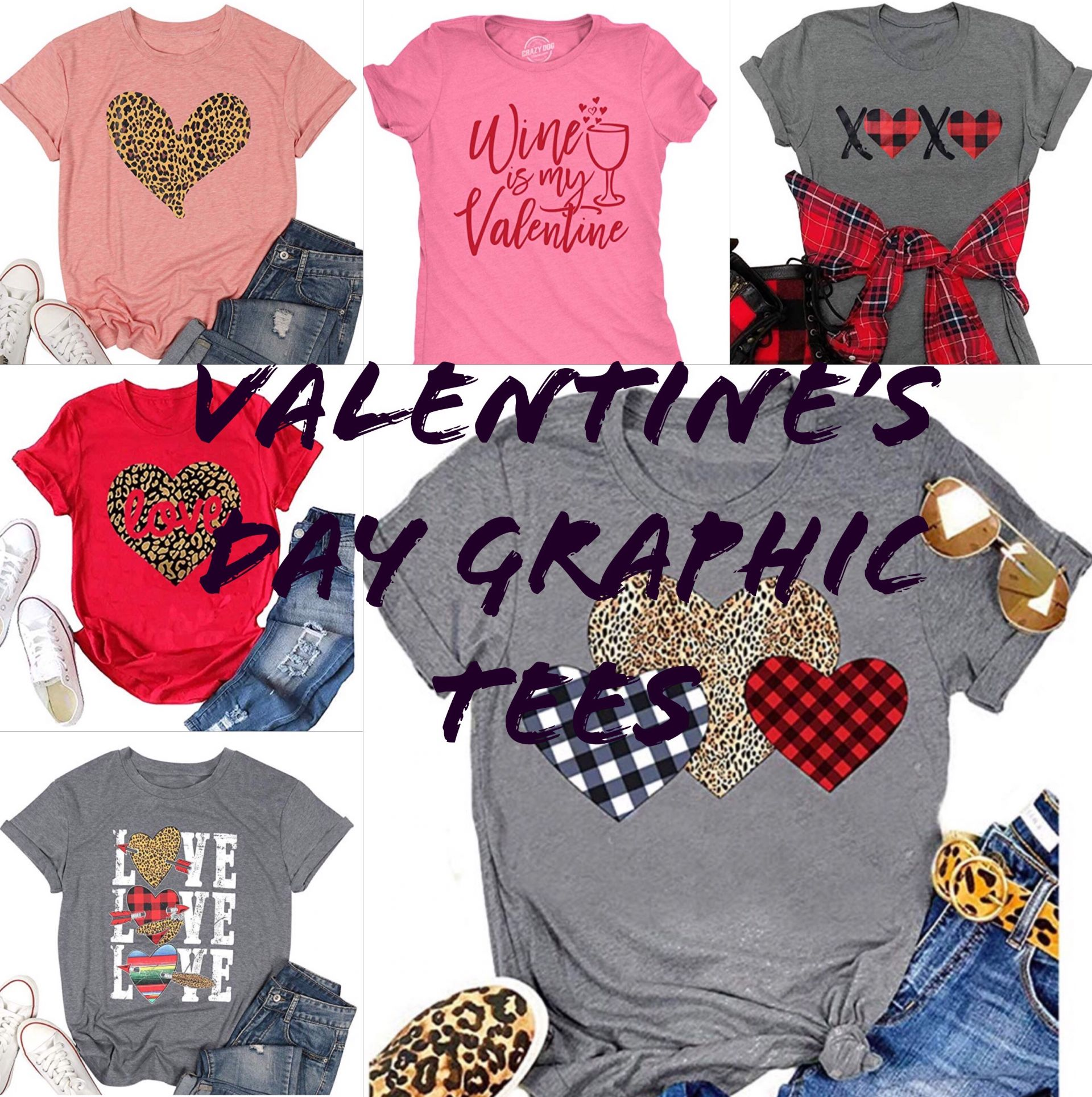 Valentines Day Finds- From Casual to Dressy!
