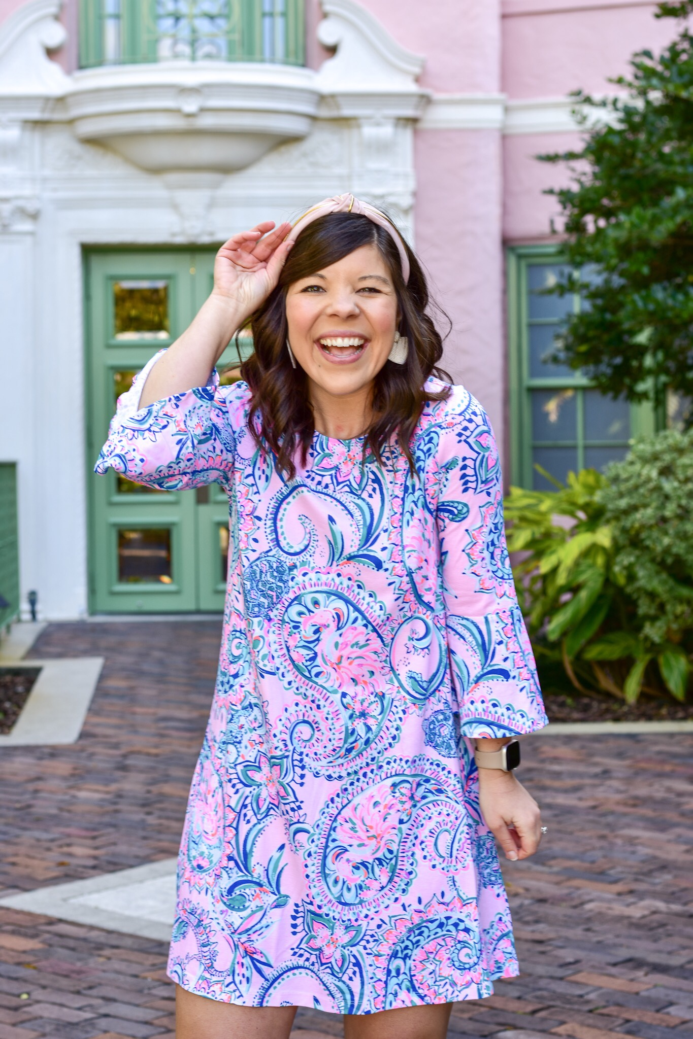 A Dress to Love: Lilly Pulitzer Ophelia