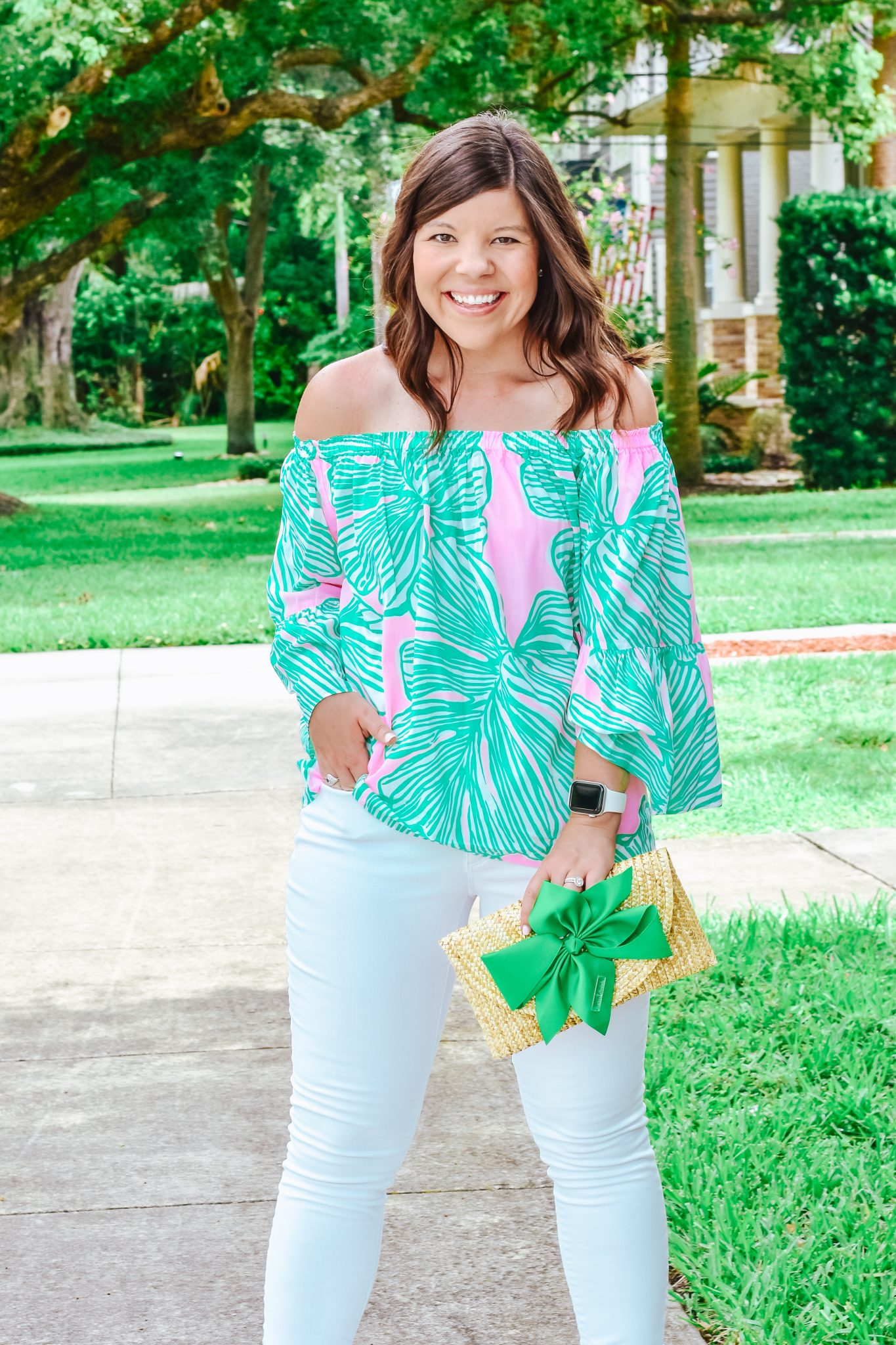 My Must-Have Summer Lilly Top