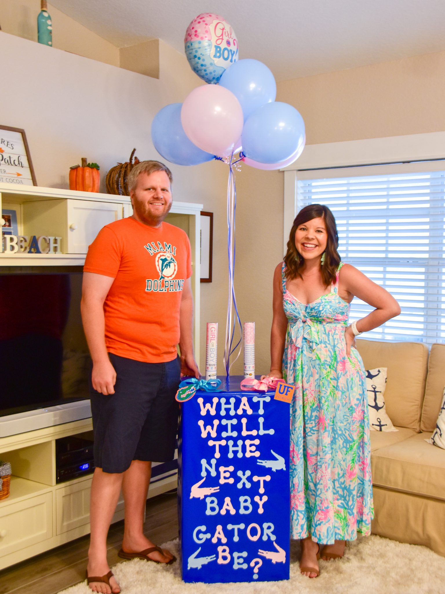 Baby B is A…